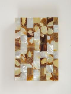 Mother of Pearl Decorative Box - 1173291