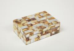 Mother of Pearl Decorative Box - 1174925