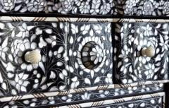 Mother of pearl side cabinet - 1218206