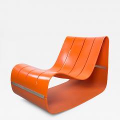 Motomi Kawakami Rare Fiorenza Lounge by Motomi Kawakami for Alberto Bazzani - 259336