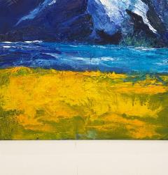 Mountain Scene American Circa 1950 - 1649937