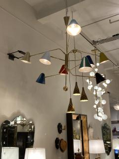 Multicolored Chandelier France 2019 - 1180132