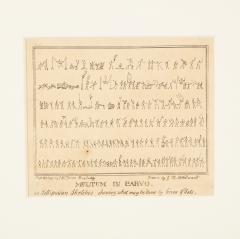 Multum In Parvo Engraving by G M Woodward - 1271715