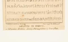 Multum In Parvo Engraving by G M Woodward - 1271727