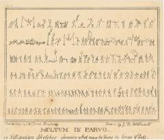 Multum In Parvo Engraving by G M Woodward - 1280532