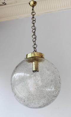 Murano Champagne Globe - 260201