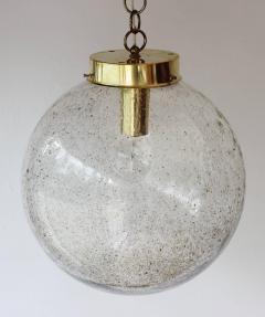 Murano Champagne Globe - 260203