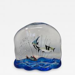 Murano Glass Aquarium by Costantini - 2124096