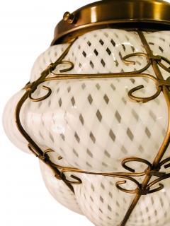 Murano Glass Lantern - 1176223