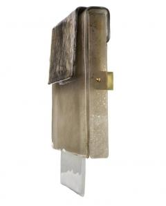 Murano Glass Placche Wall Sconce - 1465321