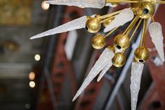 Murano Half Sputnik Chandelier - 375937