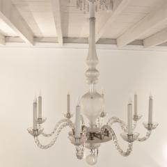 Murano glass chandelier - 1502217