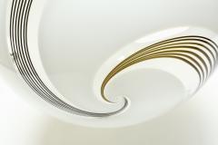 Murano glass globe pendant - 915079