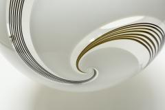 Murano glass globe pendant - 915082