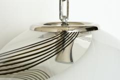 Murano glass globe pendant - 915083