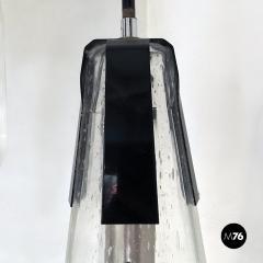 Murano glass three light chandelier 1970s - 2034961