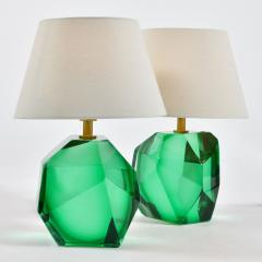 Murano rock table lamps - 1219357