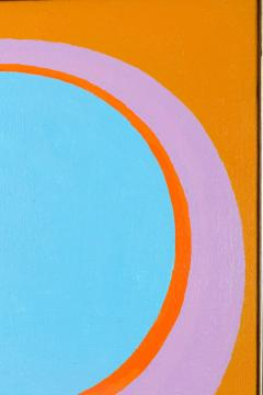 Murray Hantman Abstract Painting Andole  - 1108242