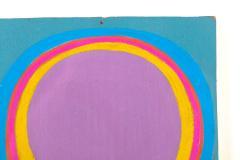 Murray Hantman Abstract Painting USA 1960s - 1697040