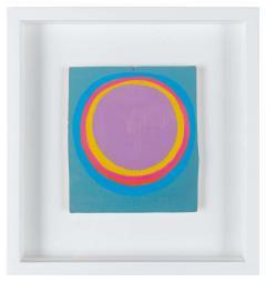 Murray Hantman Abstract Painting USA 1960s - 1697041