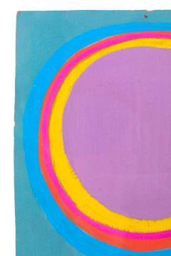 Murray Hantman Abstract Painting USA 1960s - 1697043