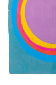 Murray Hantman Abstract Painting USA 1960s - 1697044