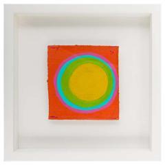 Murray Hantman Abstract Painting USA 1960s - 1697052