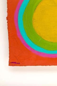 Murray Hantman Abstract Painting USA 1960s - 1697055