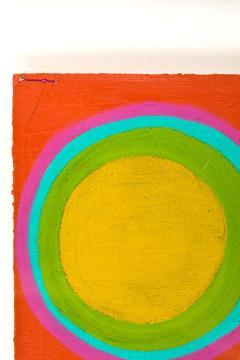 Murray Hantman Abstract Painting USA 1960s - 1697056