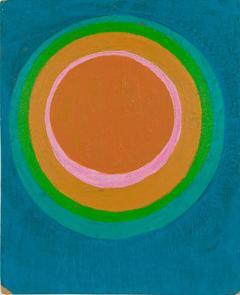 Murray Hantman Murray Hantman Abstract Painting - 1142945