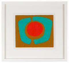 Murray Hantman Murray Hantman Abstract Painting - 1925395