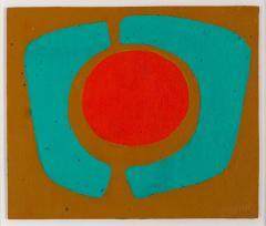 Murray Hantman Murray Hantman Abstract Painting - 1925396