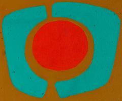 Murray Hantman Murray Hantman Abstract Painting - 1925397