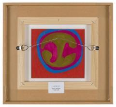 Murray Hantman Murray Hantman Abstract Painting - 1925398