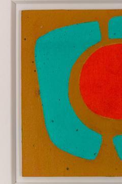 Murray Hantman Murray Hantman Abstract Painting - 1925399
