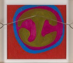 Murray Hantman Murray Hantman Abstract Painting - 1925400