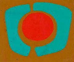 Murray Hantman Murray Hantman Abstract Painting - 1926909