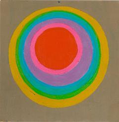 Murray Hantman Murray Hantman Abstract Painting - 1926912