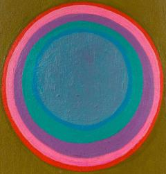 Murray Hantman Murray Hantman Abstract Painting on Board USA 1960s - 1564151