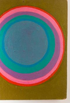 Murray Hantman Murray Hantman Abstract Painting on Board USA 1960s - 1564154
