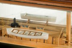 Museum quality shipbuilders model of sailing ship The Knight of St Michael - 828432
