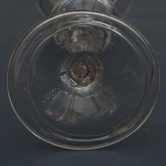 N STETANGEN CHRYSTAL DESERT GLASS WITH FREDERIK VS CROWNED MONOGRAM - 2135763