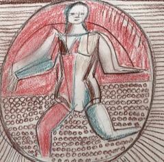 Nahum Tschacbasov Balancing Act  - 1849294