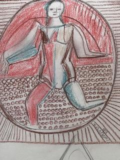 Nahum Tschacbasov Balancing Act  - 1849295