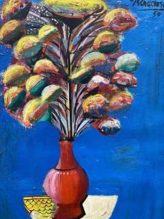 Nahum Tschacbasov Modern Bouquet  - 2016160