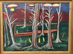 Nahum Tschacbasov Nine Figures in the Park - 1750424
