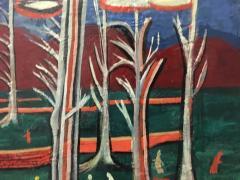 Nahum Tschacbasov Nine Figures in the Park - 1750425