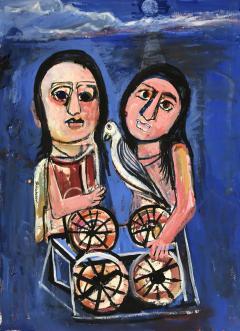 Nahum Tschacbasov Sisters  - 353523