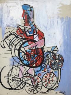 Nahum Tschacbasov Wheels  - 385789