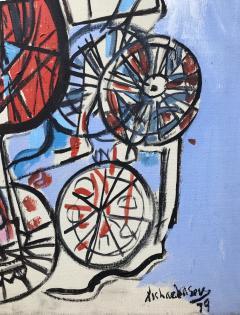 Nahum Tschacbasov Wheels  - 385791